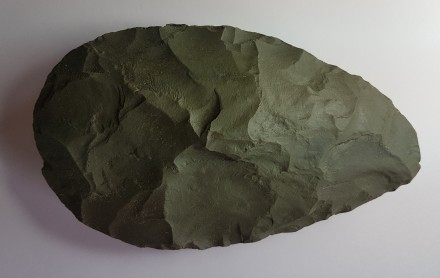 Waverley handaxe - replica (2)